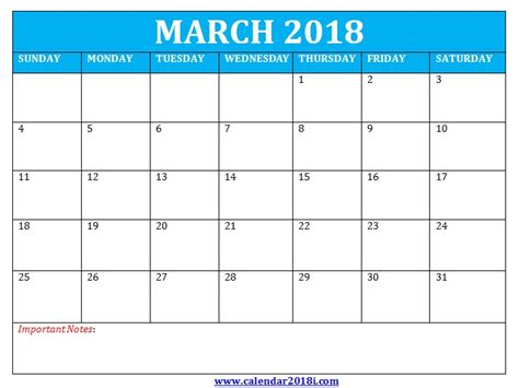 editable calendar template march 2018 editable march 2018 calendar calendar 2018