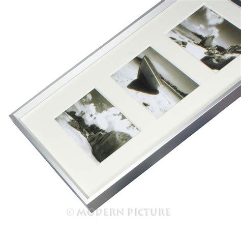 bilderrahmen silber matt fotorahmen bilderrahmen aluminium silber matt nielsen design