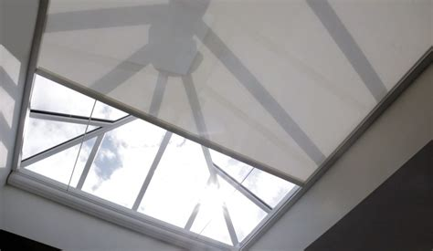 Somfy Blinds Uk Electric Roof Lantern And Skylight Blinds The Electric