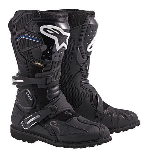 alpine star motocross boots alpinestars toucan gore tex boots revzilla