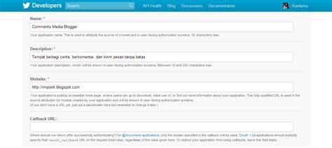 cara membuat kotak twitter di blog cara membuat kotak komentar twitter di blog