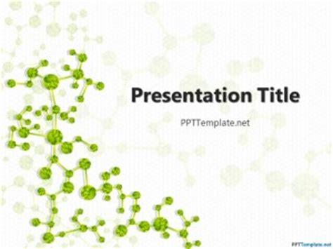 Free Biology Ppt Template Bioinformatics Ppt Templates Free