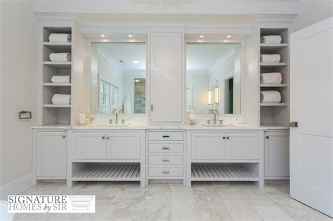Marble Bathrooms Ideas by Gray Bathroom Vanity Design Ideas