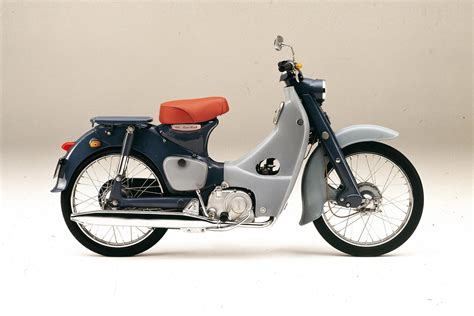 Honda Cube Honda Cub Becomes The Vehicle To Obtain A