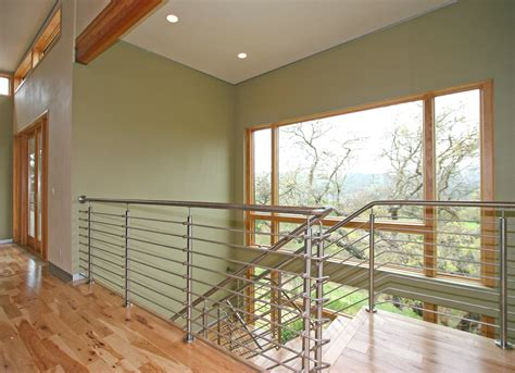 Cable Rail Systems With Contemporary Galvanized Cable Railing Systems For Stairs With Laminate