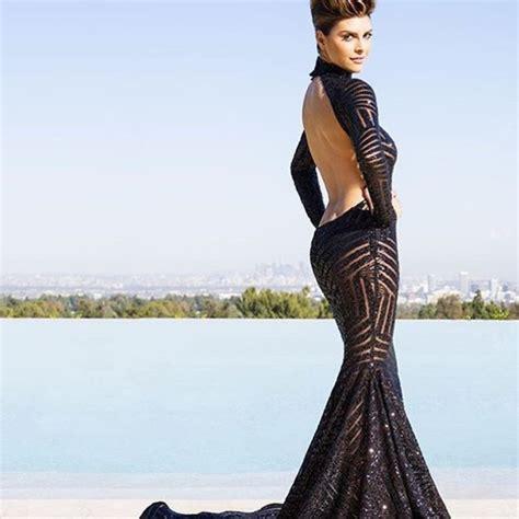 Shiva Dress dress shiva safai maxi dress black dress
