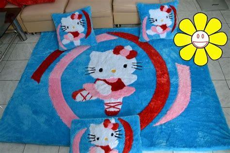Karpet Bulu Karakter Yogyakarta gudang karpet home