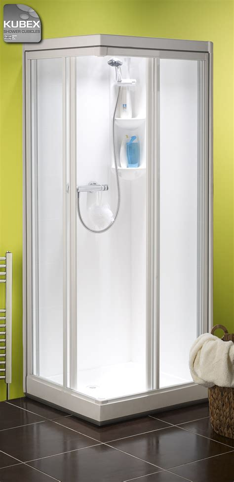 Shower For One by Kubex Shower Enclosures Bathroom Supplies