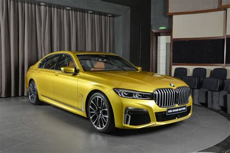 bmw  series facelift   individual treatment