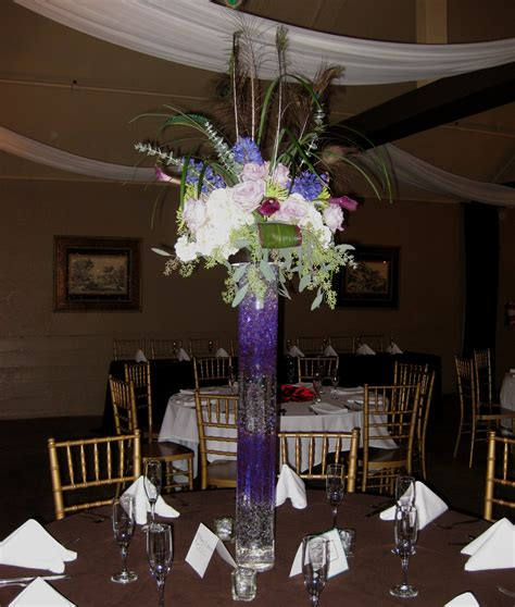 Lighting Arrangement by Creative Centerpiece Ideas Stadium Flowers