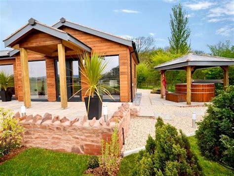 Log Cabin Holidays In Somerset by Summer Lodge Somerset Outside Logcabinholidays