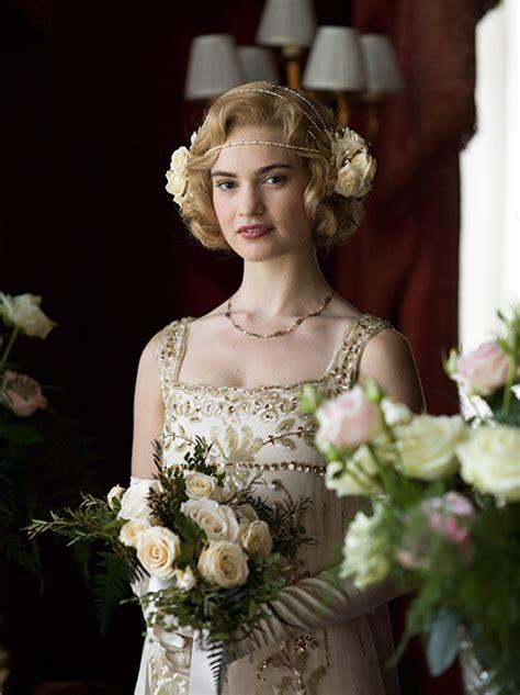 Downton Abbey Lady Rose's wedding dress is revealed in finale