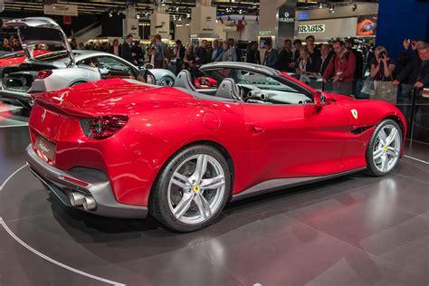 O Ferrari Srl by Foto Ferrari Portofino Evoluzione Della Specie