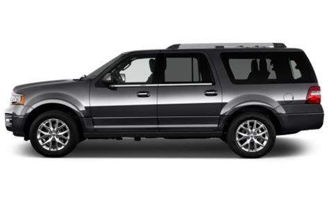 2016 ford expedition el vs toyota highlander, ford
