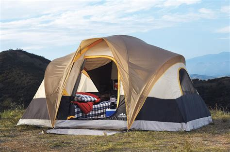 Sears Cabin Tent by Northwest Territory Northwoods 6 Person Tent Sears Outlet