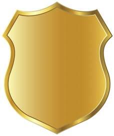 golden badge template clipart png picture boardes pinterest badges