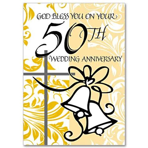 Wedding Anniversary Wishes With God Bless by Cards Garratt Publishing