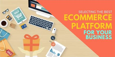 tutorial web e commerce selecting the best e commerce platform for your business