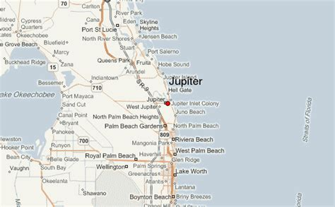 jupiter florida map jupiter location guide