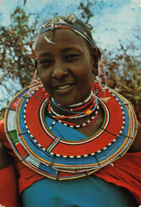 kenya masai tribe