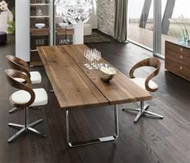 Light Oak Dining Table Singapore Esstisch Mit St 252 Hlen 25 Esszimmerm 246 Bel Aus Holz