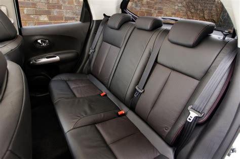 nissan juke interior back seat nissan juke back seat