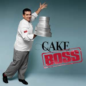 cake boss the lobster tail