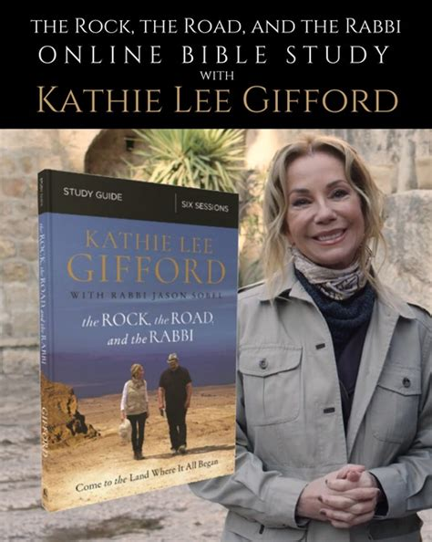kathie lee gifford rabbi book kathie lee gifford s the rock the road and the rabbi