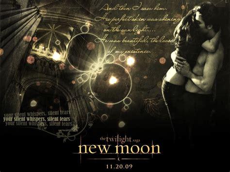 new moon series 2 new moon twilight series wallpaper 9217249 fanpop