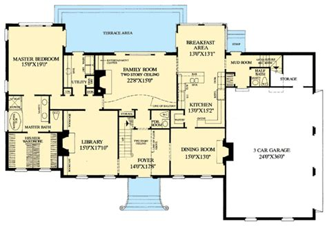 rec room floor plans huge future rec room 32505wp 1st floor master suite