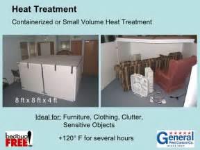 bed bug heat treatment effectiveness heat treatment bed bugs morris county bed bug heat
