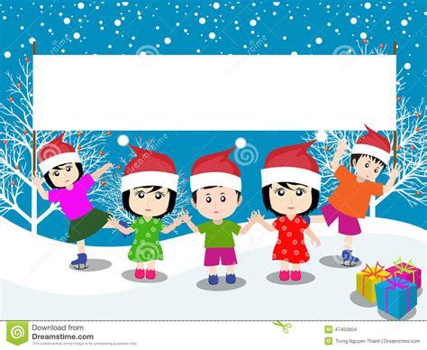 polos d navidad nios feliz navidad con vector feliz de los ni 241 os ilustraci 243 n