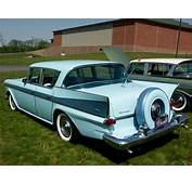 1958 American Motors Ambassador  Information And Photos