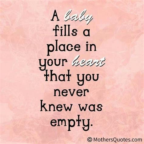 Baby Quotes Inspirational Baby Quotes Quotesgram