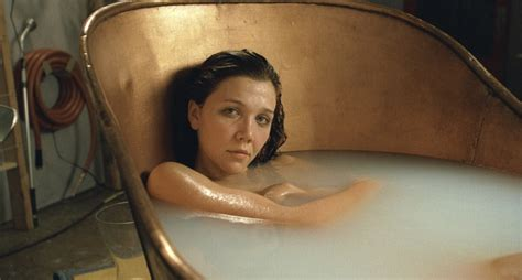 Name That Bag Maggie Gyllenhaal by Available On Vod With Bts Featurette Pushes