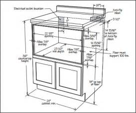 sharp cabinet microwave how to install a microwave drawer