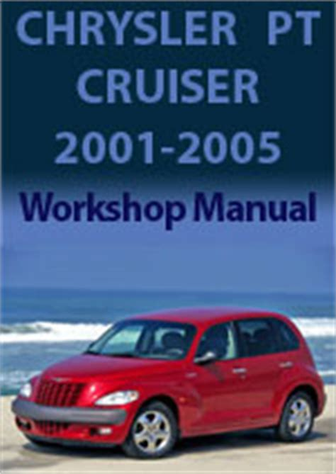 car repair manuals download 2006 chrysler pt cruiser interior lighting chrysler pt cruiser 2001 2005 workshop manual
