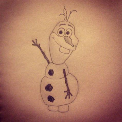 doodle draw olaf pin by payton hill on drawing inspiration