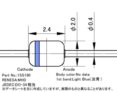 diode no marking marking code wiki other 4