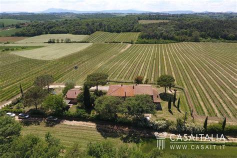 in vendita a castiglione lago azienda vinicola con agriturismo in vendita a castiglione