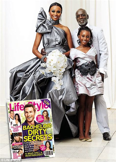 dog cynthia bailey marriage real housewives of atlanta cynthia bailey photo rhoa s cynthia bailey reveals wedding gown