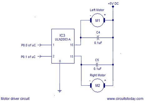 how to read lines on a resistor diy line follower robot using 8051 microcontroller with circuit and program