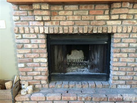 hometalk birch log fireplace screen
