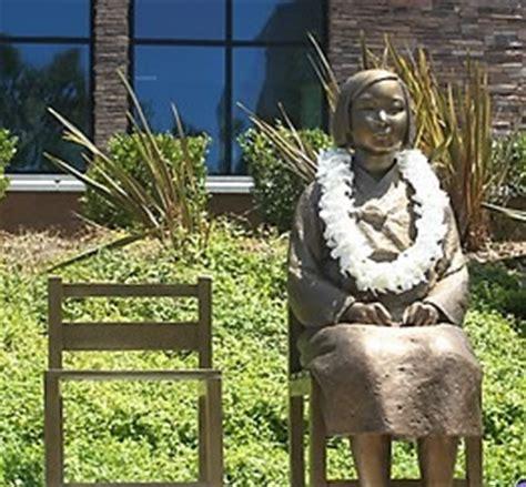 korean comfort women statue toronto gets comfort woman statue the korea times
