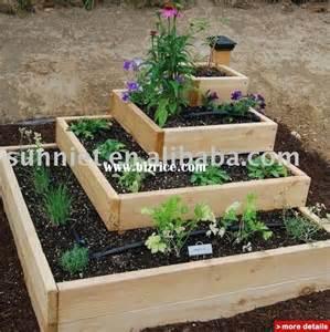 wooden garden bed garden flower planter china flower