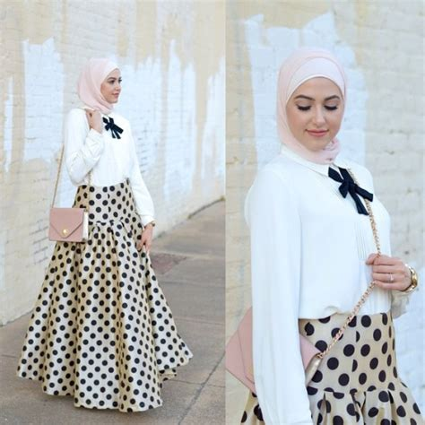 polka dots maxi skirt http www justtrendygirls