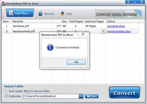 convert pdf to word free reddit wondershare pdf to word converter free 3 0 0 um conversor
