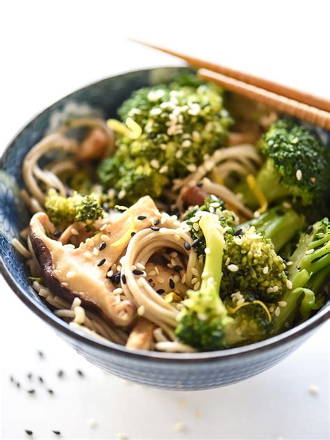 Kole Shiitake Spicy by Broccoli Recipes Asian Images