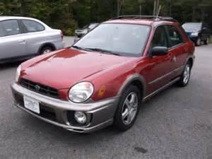 2003 Subaru Impreza Outback Sport Subaru Impreza Outback Sport Metallic Mitula Cars