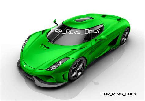 koenigsegg green 2016 koenigsegg regera colors